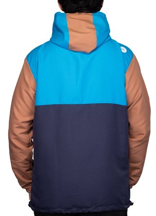 Other Culture Corta Vento - Runner Colored Blue - comprar online