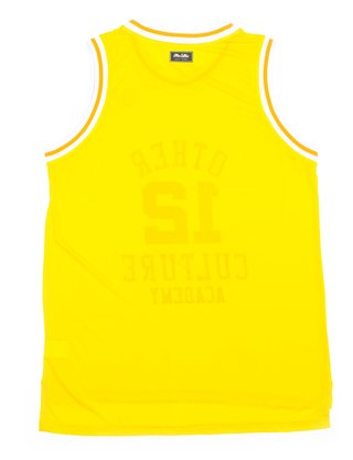 OTHER CULTURE CAMISA BASQUETE - ACADEMY YELLOW - comprar online