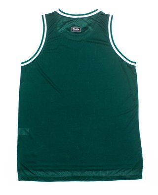 OTHER CULTURE CAMISA BASQUETE - ACADEMY GREEN - comprar online