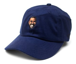 Other Culture bone aba curva azul marinho Dad Hat - Drizzy navy