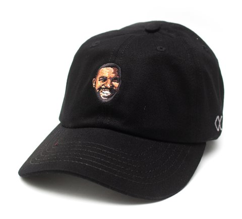 Other Culture bone aba curva preto Dad Hat - Drizzy Black