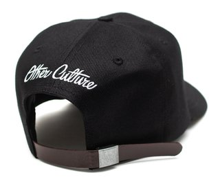 Other Culture bone aba curva preto - Pac