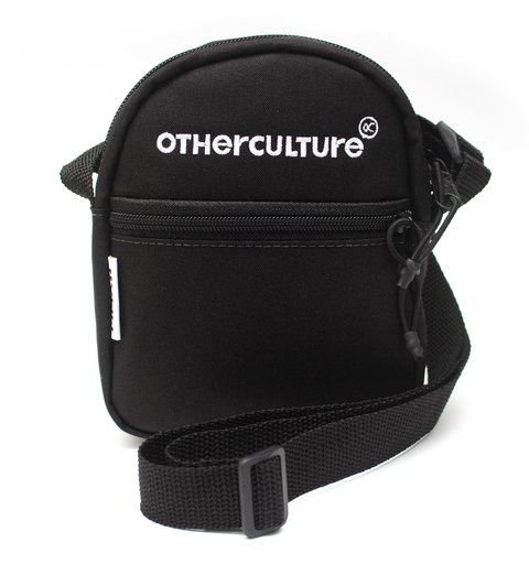 Other Culture Mini Bag Preta - Signature Black 2.0