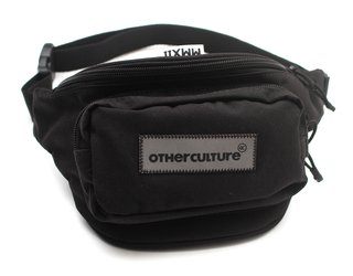Other Culture Pochete Preta Money Bag - Signature Black