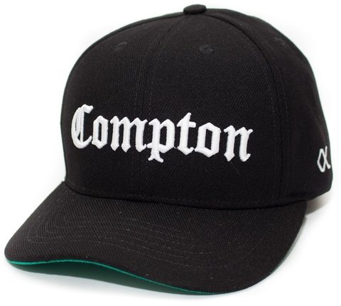 Other Culture bone aba curva - Compton Black