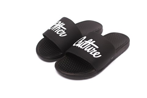 Other Culture Chinelo Slide -  Lifestyle Tech Signature Black
