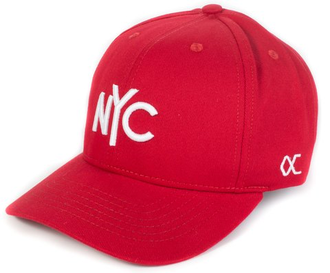 ABA CURVA OTHER CULTURE - NYC CLASSIC RED