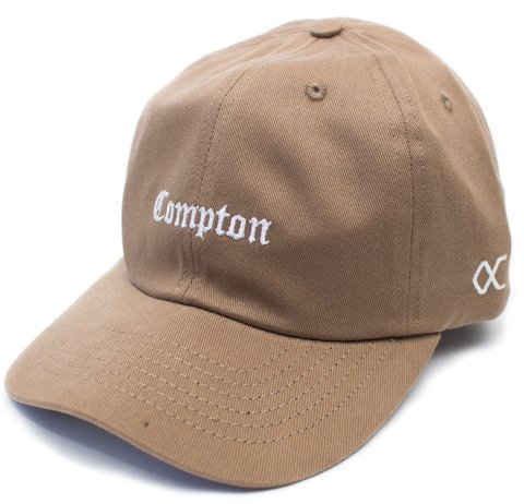 Other Culture bone Dad Hat - Compton
