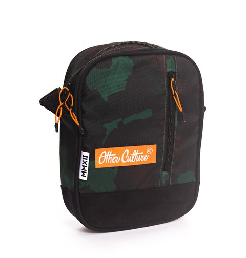 Other Culture Shoulder Bag - Signature Camo Green