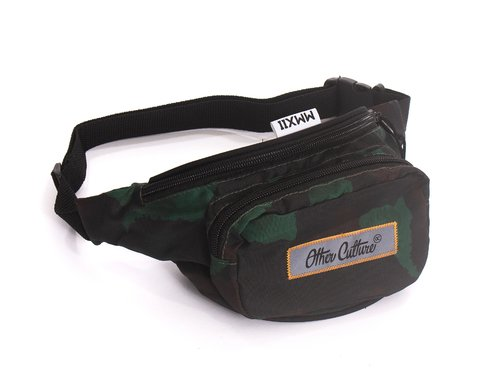 Other Culture Pochete - Camo Green