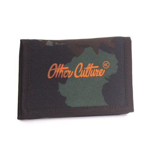 Other Culture Carteira - Camo Green