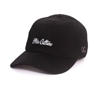 Other Culture bone aba curva preto - Signature