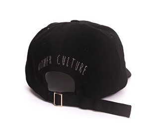 Other Culture bone aba curva preto - Signature - comprar online