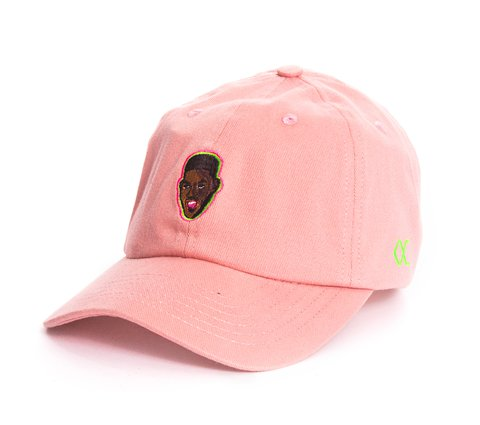 Other Culture bone aba curva pink Dad Hat - Will Pink