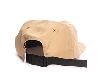 BONE OTHER CULTURE 6PANEL ABA RETA - LOGO KHAKI - comprar online