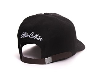 Other Culture bone aba curva -  Big Smalls Black - comprar online