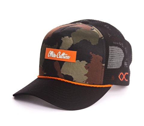 OTHER CULTURE BONE TRUCKER ABA CURVA - CAMO