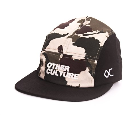 Other Culture bone Five Panel - Camuflado