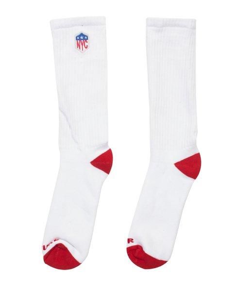 OTHER CULTURE MEIA - NYC WHITE SOCK