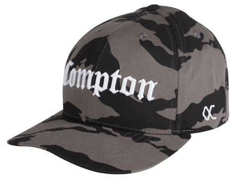 Other Culture bone aba curva - Compton Camo