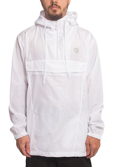 Other Culture Corta Vento - Anorak White