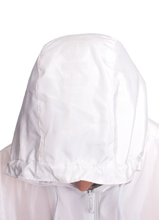 Other Culture Corta Vento - Anorak White - loja online