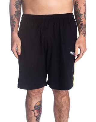 Other Culture Shorts - OC Signature Strip Black Yellow
