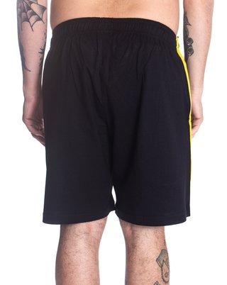 Other Culture Shorts - OC Signature Strip Black Yellow na internet