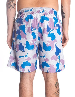 Other Culture Shorts - Logo Camo Pink na internet