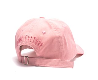 Other Culture bone aba curva rosa Dad Hat - Basic Signature Pink - comprar online