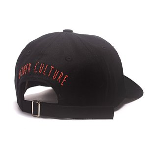 Other Culture bone aba curva preto Dad Hat - Vintage Black - comprar online