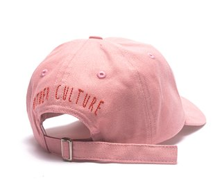 Other Culture bone aba curva rosa Dad Hat - Vintage Pink - comprar online