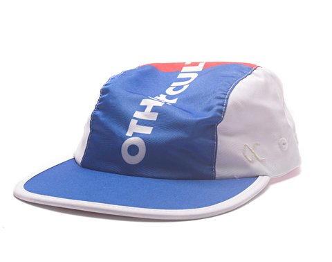 Other Culture bone vermelho azul Five Panel - Colorful red blue