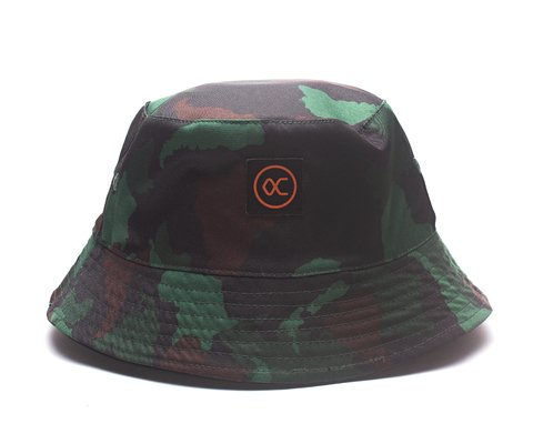 Other Culture bucket - Double Camo Black