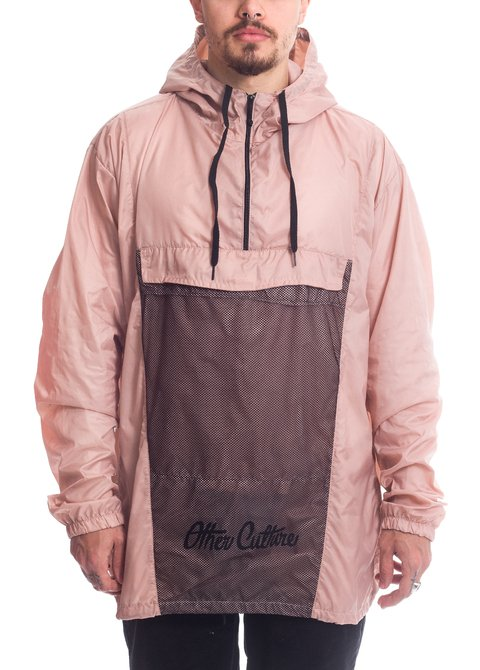 Other Culture Corta Vento - Anorak Light Pink