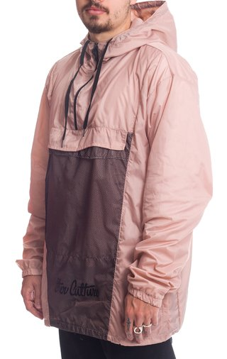 Other Culture Corta Vento - Anorak Light Pink - comprar online