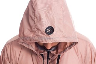 Other Culture Corta Vento - Anorak Light Pink - Other Culture