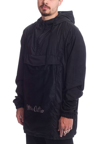Other Culture Corta Vento - Anorak Black - comprar online