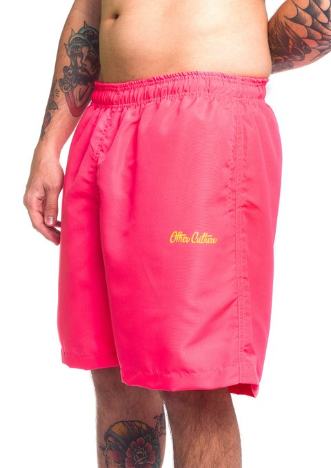 Other Culture Shorts - Signature Original Pink