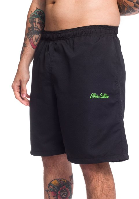 Other Culture Shorts - Signature Original Black
