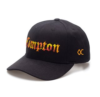 Other Culture bone aba curva - Compton Camo Black