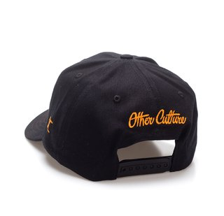 Other Culture bone aba curva - Compton Camo Black - comprar online