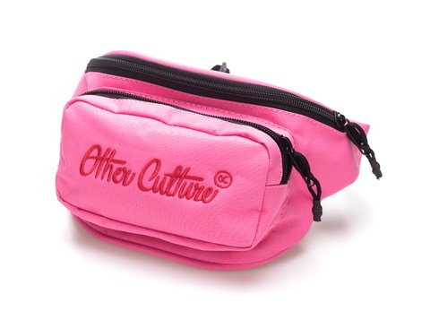 Other Culture Pochete - Money Bag Signature Pink