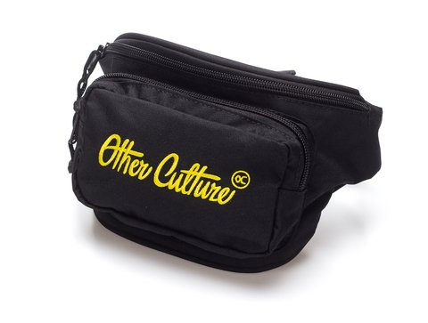Other Culture Pochete - Money Bag Signature Black