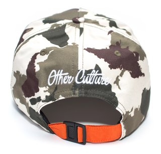 Other Culture bone aba curva - SIGNATURE CAMO CLEAR - comprar online