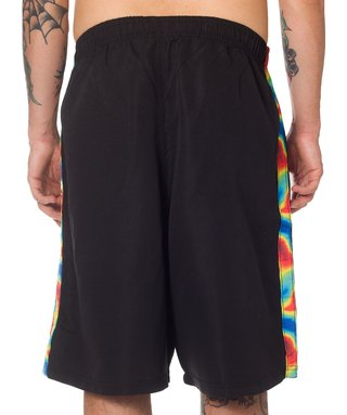 Other Culture Shorts - Heat Map Black - comprar online