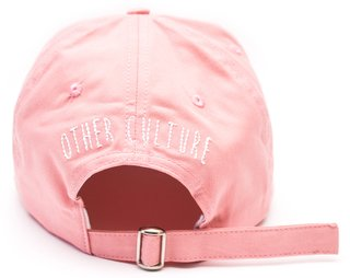 Other Culture bone Dad Hat - SIGNATURE PINK - comprar online