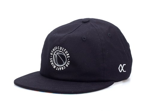 Bone Other Culture 6 Panel Aba Reta - Basketball Black
