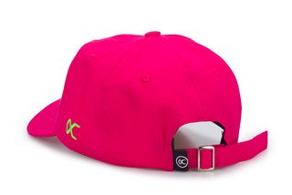 Other Culture bone aba curva pink Dad Hat - Signature Brand Pink - comprar online