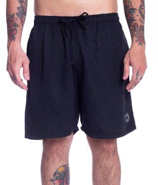 Other Culture Shorts - Clean Black - comprar online